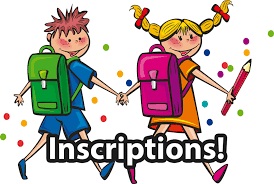 INSCRIPTION SCOLAIRE 2020